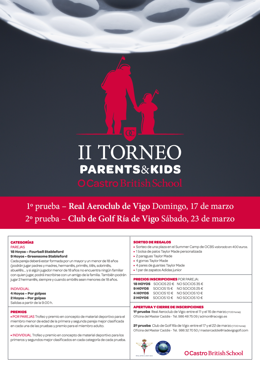 II Torneo Parents & Kids