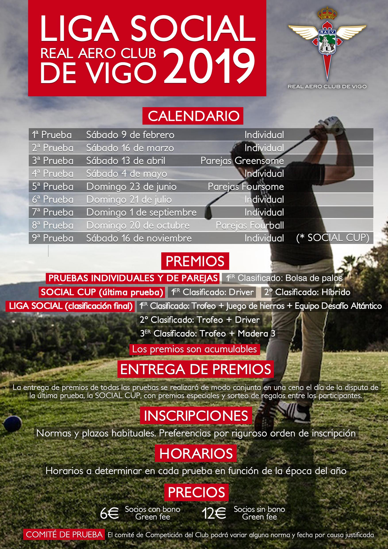 6ª Prueba Liga Social 2019