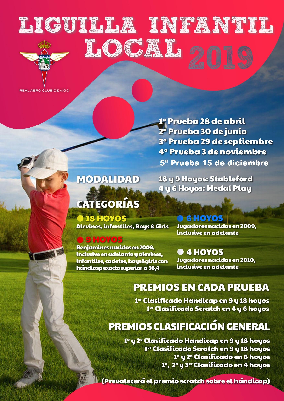 5ª Prueba FINAL LIGUILLA INFANTIL 2019